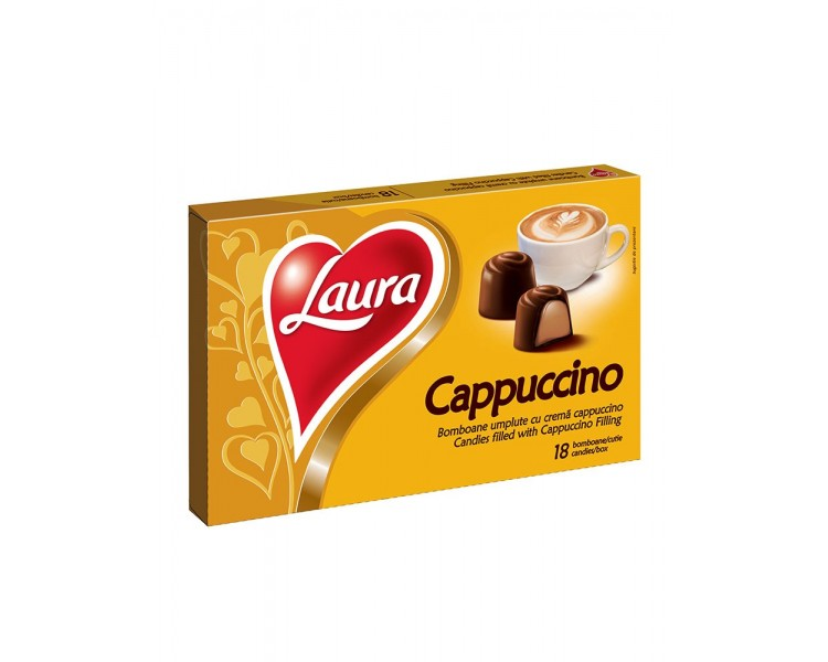 Bomboane Laura cu Crema de Cappucino