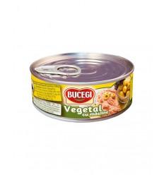 Pate Vegetal cu Masline Bucegi 100g