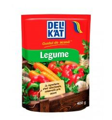 Sazonador Verduras Delikat 400g