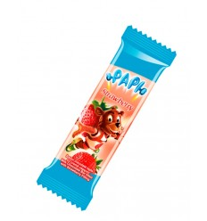 Chocolatina Papi con Fresas