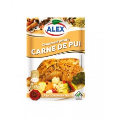 Condiment pentru Carne de Pui
