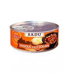 Sadu Fasole cu Ciolan de Porc