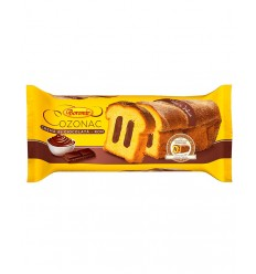 Bizcocho con Chocolate y Ron 450G