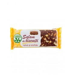 Accasa Salami de Galletas con Fruta Confitada y Pasa
