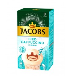 JACOBS CAPPUCCINO ICED 17.8G