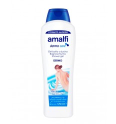 AMALFI GEL BAÑO DERMO 750ML/16