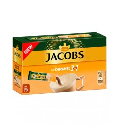 JACOBS 3IN1 CARAMELO 16.9G/10