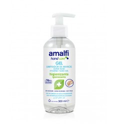 AMALFI GEL HIGIENIZANTE MANOS 300ML/12