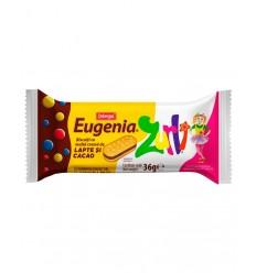 EUGENIA GALLETAS ZURLI LECHE-CACAO 864G/24*8