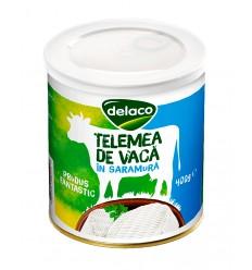 DELACO QUESO SALADO VACA CAJA 400G/6