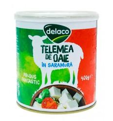 DELACO QUESO SALADO OVEJA CAJA 400G/6